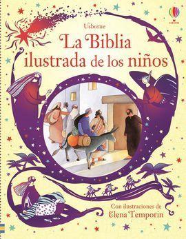 BIBLIA ILUSTRADA DE LOS NIÑOS
