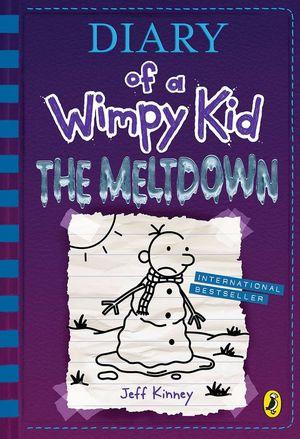 DIARY WIMPY KID 13 THE MELTDOWN