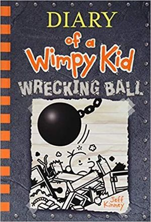 DIARY OF WIMPY KID 14: WRECKING BALL