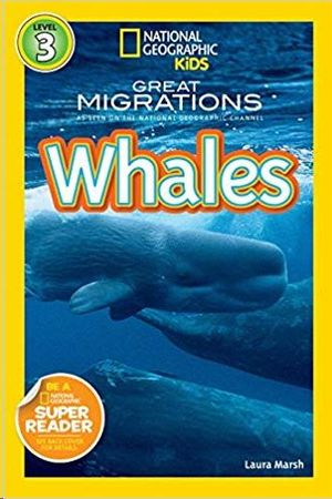 NATIONAL GEOGRAPHIC KIDS WHALES