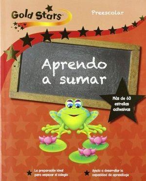 APRENDO A SUMAR (GOLD STARS)