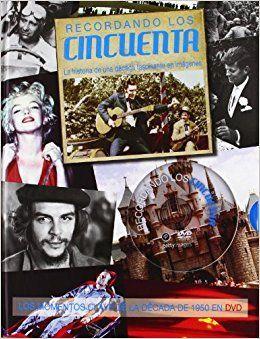 RECORDANDO LOS CINCUENTA + DVD