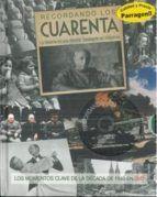 RECORDANDO LOS CUARENTA + DVD