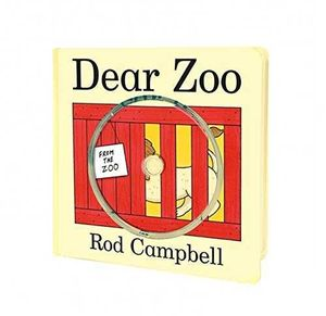 DEAR ZOO+CD