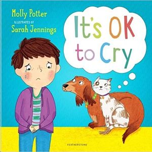 IT'S OK TO CRY (INGLÉS)