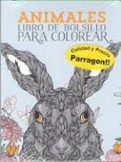 POCKET COLOURING ANIMALES
