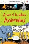 A VER SI LO SABES - ANIMALES