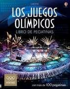 LOS JUEGOS OLIMPICOS LIBRO PEGATINAS