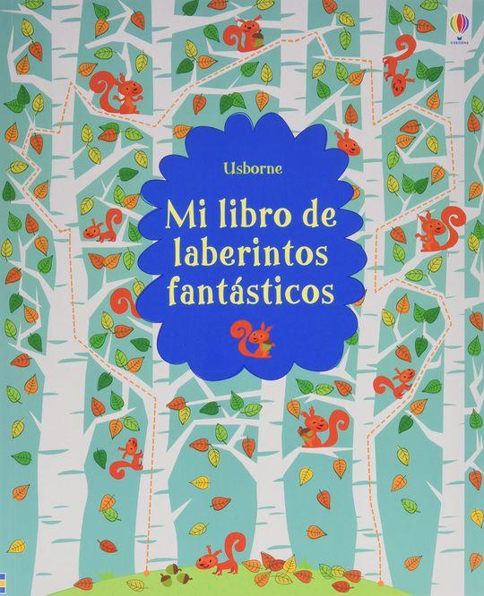 GRAN LIBRO LABERINTOS FANTÁSTICOS 3