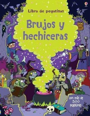BRUJOS Y HECHICERAS