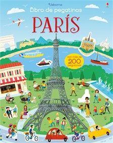 PARIS. LIBRO DE PEGATINAS
