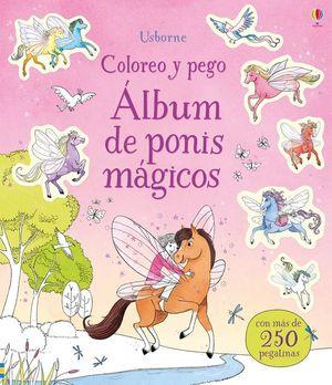 ALBUM DE PONIS MAGICOS