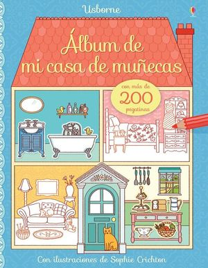 ALBUM DE MI CASA DE MUÑECAS