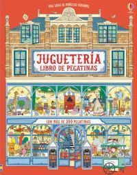 JUGUETERIA. LIBRO DE PEGATINAS
