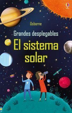 GRANDES DESPLEGABLES: EL SISTEMA SOLAR