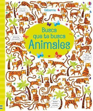 BUSCA QUE TE BUSCA: ANIMALES
