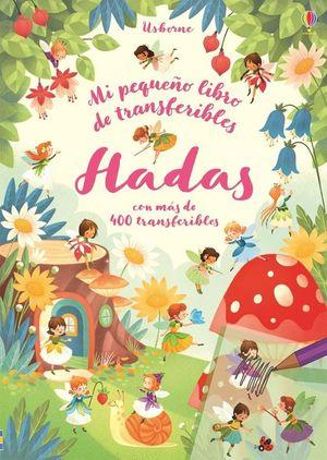 MI PEQUEÑO LIBRO DE TRANSFERIBLES...HADAS
