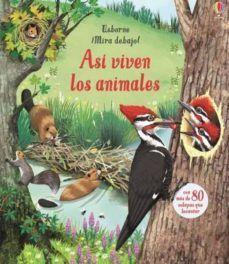 ASI VIVEN LOS ANIMALES