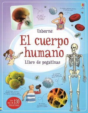 EL CUERPO HUMANO: LIBRO DE PEGATINAS
