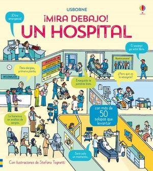 MIRA DEBAJO! UN HOSPITAL