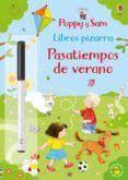 POPPY Y SAM PASATIEMPOS DE VERANO (LIBROS PIZARRA)