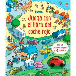 JUEGA CON EL LIBRO DEL COCHE ROJO