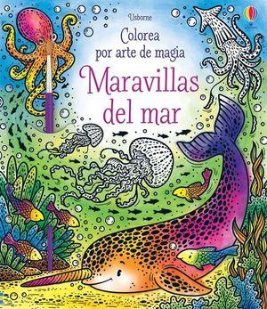 COLOREA ARTE MAGIA...MARAVILLAS DEL MAR