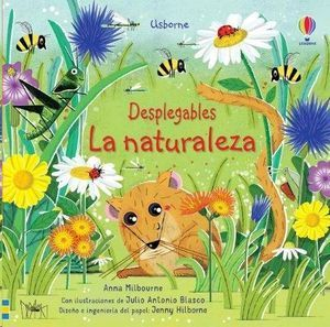 LA NATURALEZA. DESPLEGABLES