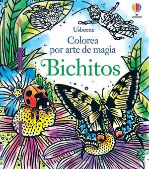 COLOREA POR ARTE DE MAGIA: BICHITOS