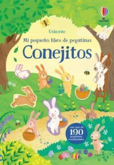 CONEJITOS. MI PEQUEÑO LIBRO DE PEGATINAS