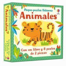 PEQUE PUZLES. ANIMALES