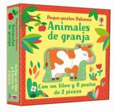 PEQUE PUZLES. ANIMALES DE GRANJA