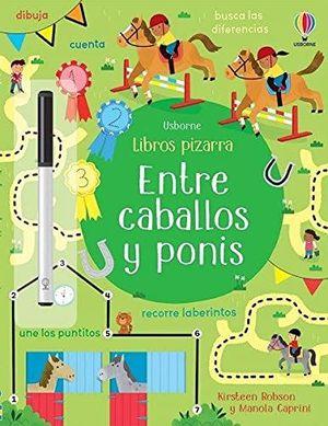 ENTRE CABALLOS Y PONIS