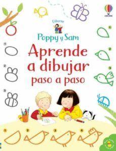 POPPY Y SAM. DIVIERTETE DIBUJANDO PASO A PASO