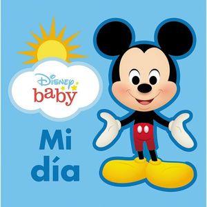 MI DIA. LIBRO DE TELA DISNEY BABY