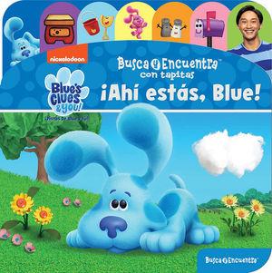 BUSCA Y ENCUENTRA CON TAPITAS BLUE'S CLUES