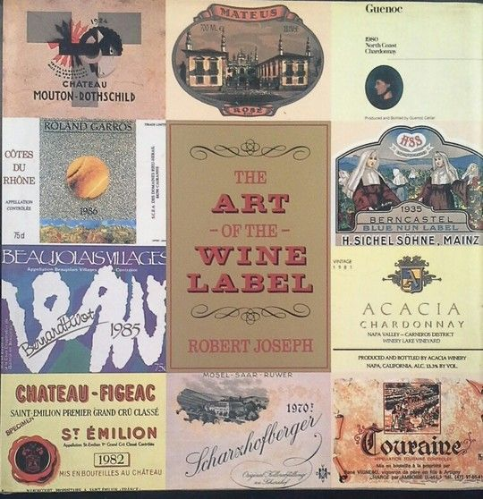 THE ART OF WINE LABEL