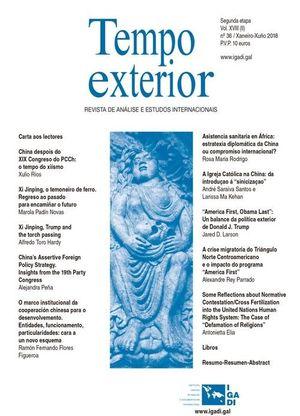 TEMPO EXTERIOR Nº 36 XANEIRO-XULLO 2018