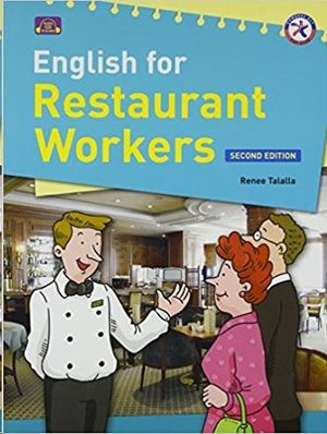 ENGLISH FOR RESTAURANT WORKERS+CD
