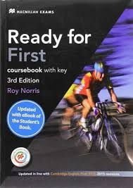 READY FOR FIRST CERTIFICATE FCE COURSEBOOK WITH KEY