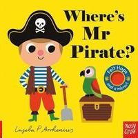 WHERE'S MR PIRATE?