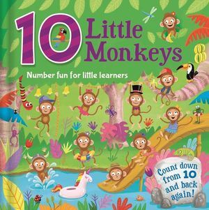 10 LITTLE MONKEYS