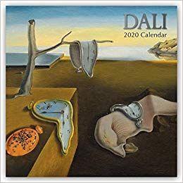 CALENDAR DALÍ 2020