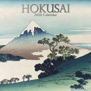 CALENDAR HOKUSAI 2020