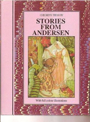 STORIES FROM ANDERSEN - CHILDRENS TREASURY