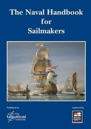 THE NAVAL HANDBOOK FOR SAILMAKERS