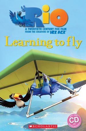 RIO: LEARNING TO FLY (LEVEL 2 + CD)