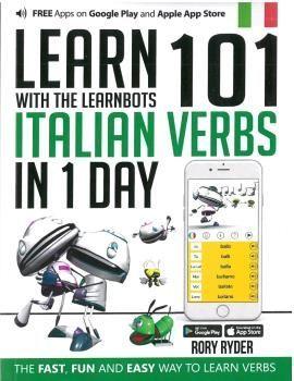 LEARN 101 ITALIAN VERBS IN 1 DAY