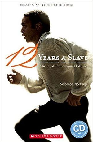 12 YEARS A SLAVE (LEVEL 3 + CD)