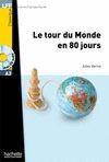 TOUR DU MONDE EN 80 JOURS+CD